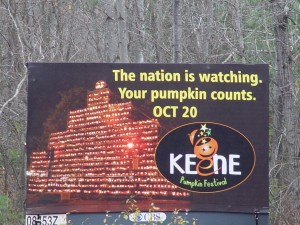 The Keene Pumpkin Festival